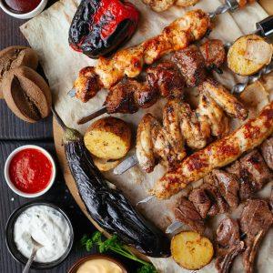 BBQ Lebensmittel online bestellen